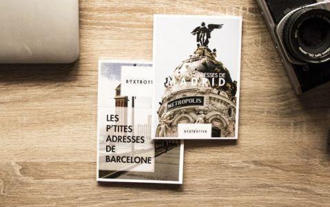 Les carnets de voyage de La Box Trotter