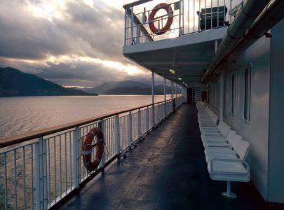 Picton à Wellington en Ferry