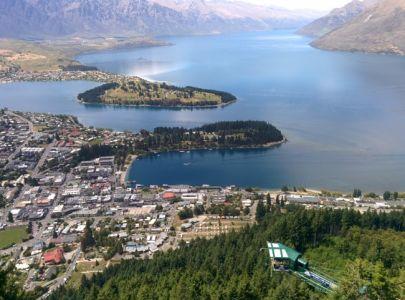 Queenstown Nouvelle Zélande Road Trip En Stop-min