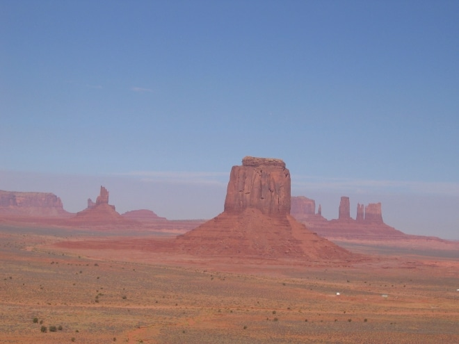 Monument valley national parc amérique