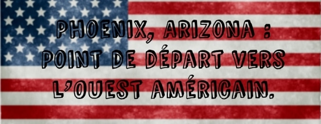 L'ouest americain