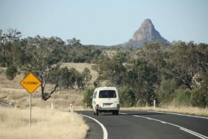 Road trip en van Australie