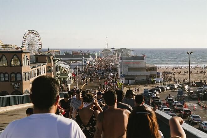 Santa Monica Pier-min