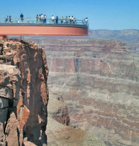 Skywalk grand canyon arizona