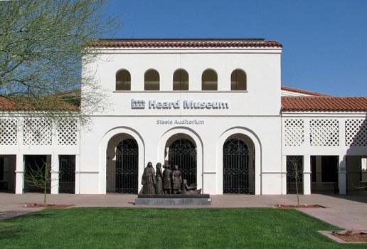 Musée Phoenix Arizona Ouest Américain