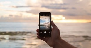 Application mobile voyage