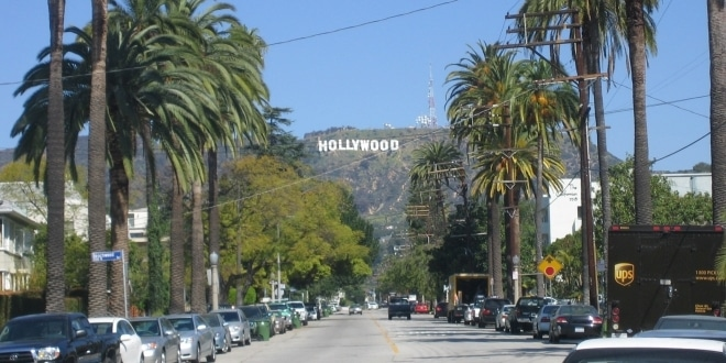 Hollywood-Los-Angeles-Ouest-Américain