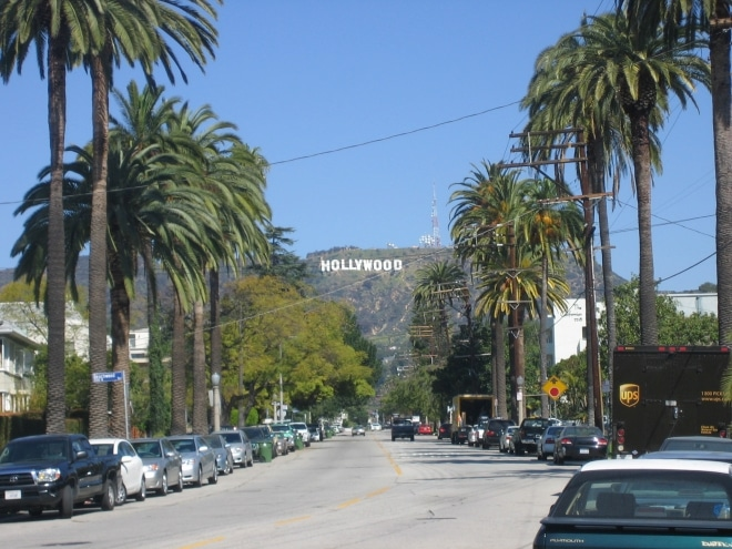 Hollywood Los Angeles Ouest Américain blog voyage