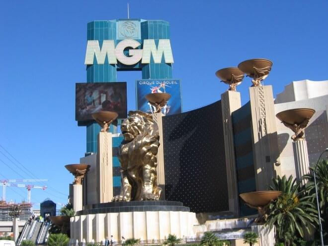 MGM Grand hôtel Las Vegas
