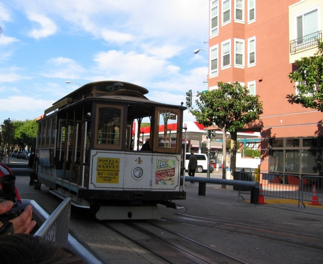 Tramway San Francisco