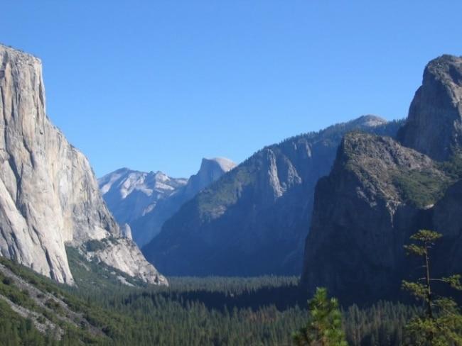 Yosemite National Parc Californie