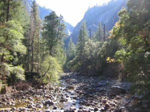 Yosemite Valley en Californie
