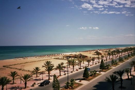 Hammamet Plage Tunisie