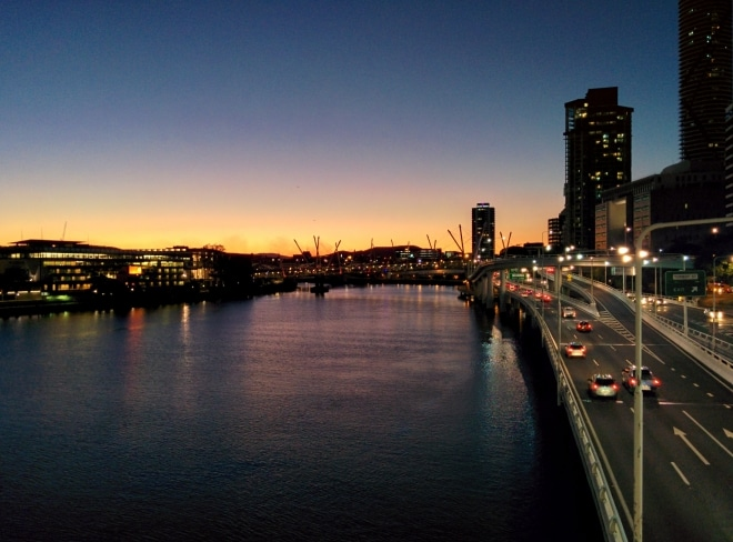 Brisbane capitale queensland australie