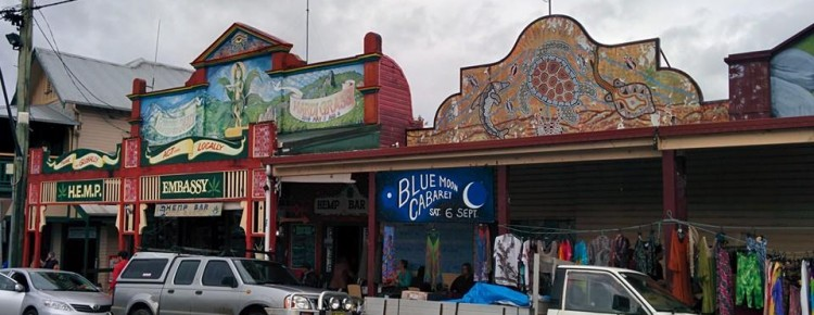 Nimbin ville hippies