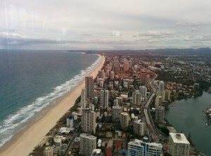 Skypoint tower australie