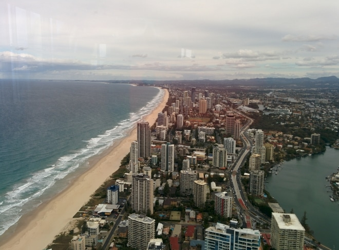 Skypoint tower australie