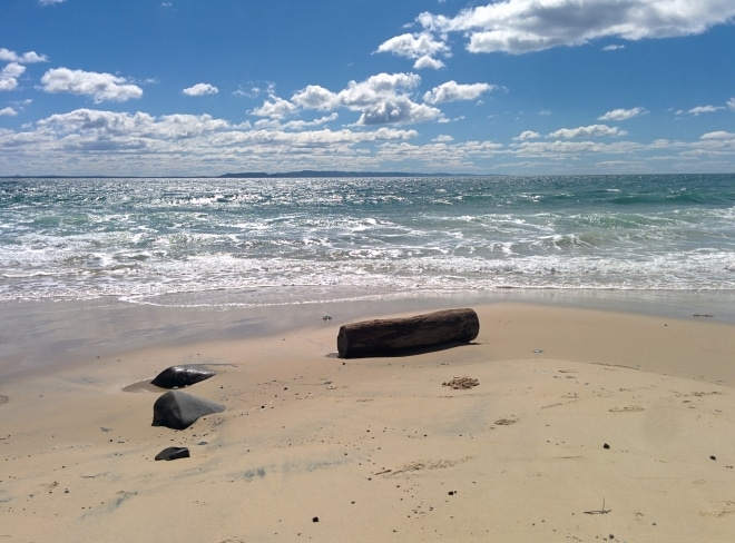Sunshine Coast Noosa plage