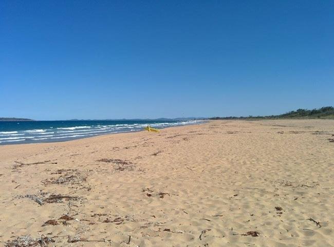mackay plage australie