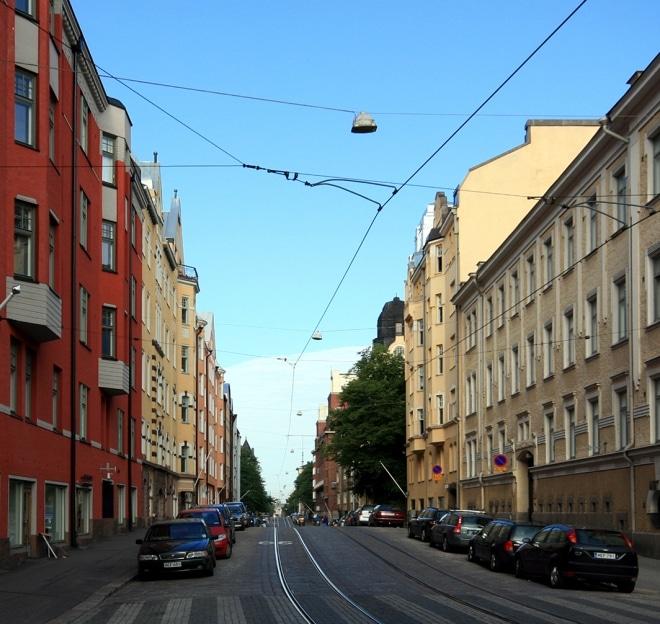sejour de luxe Helsinki