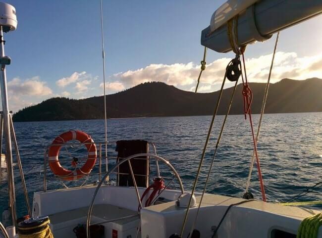croisiere airlie beach bateau australie
