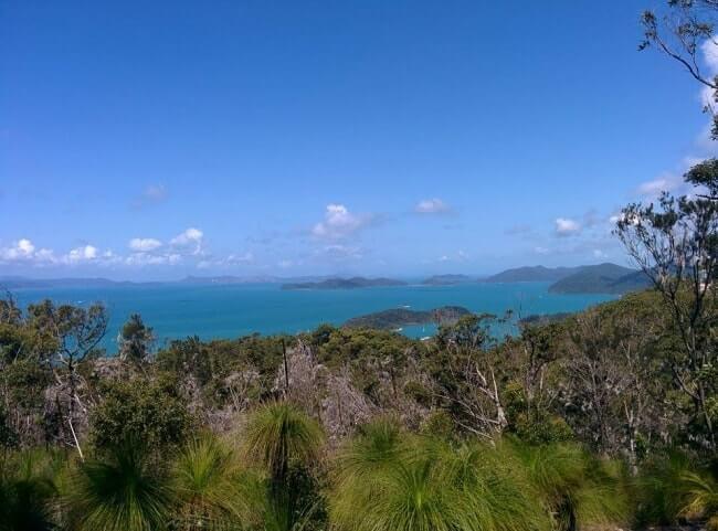 randonnée airlie beach australie