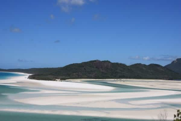 whitehaven beach australie whitsundays