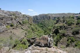 massif de lisalo Madagascar