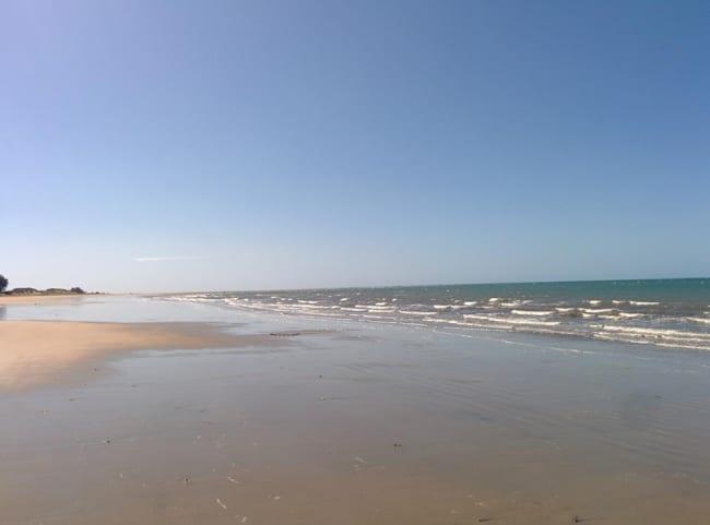 beach plage Bowen