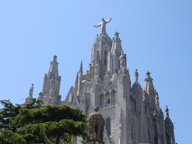 Barcelone Tibidado Sagrat Cor