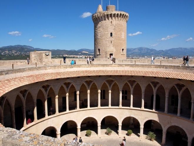 Bellver-Castle-Palma-De-Majorque