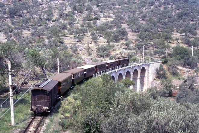 Ligne-train-Palma-Soller