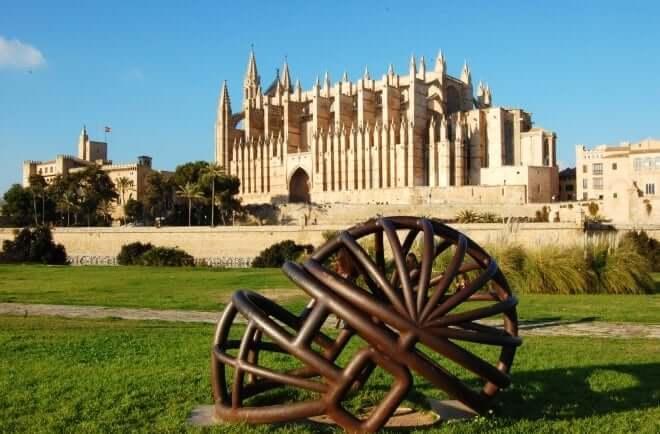 Palma-De-Majorque-le-parc-de-la-mar-Espagne-min