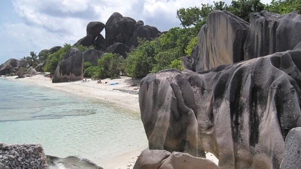 paysages les seychelles