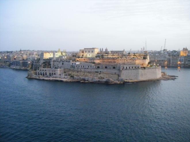 croisiére en méditérranée - Malte