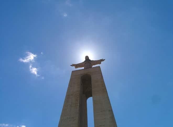 Cristo Rei - visiter Lisbonne