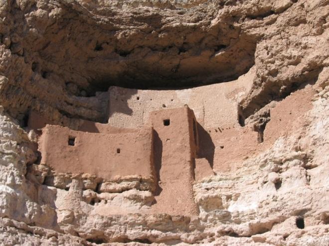 Montezuma Castle Grand Canyon USA