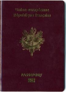 passeport-français