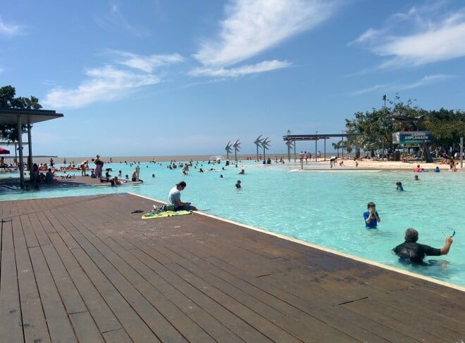 Esplanade de Cairns