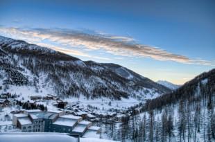Skier à La Foux