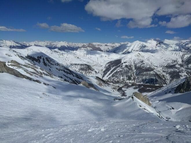 Val d'Allos - La Foux