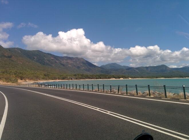 route entre cairns et Port Douglas