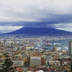 Escale à Naples
