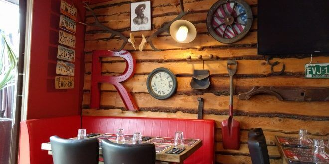 Le Ranch - restaurant tex mex à Nice
