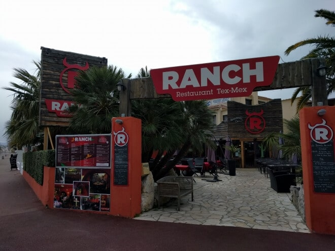 Le Ranch - restaurant tex mex à Nice (4)