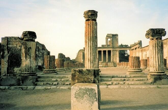 Pompei à Naples