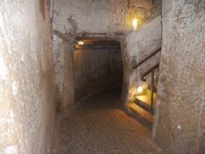 Visiter les sous sol de Naples