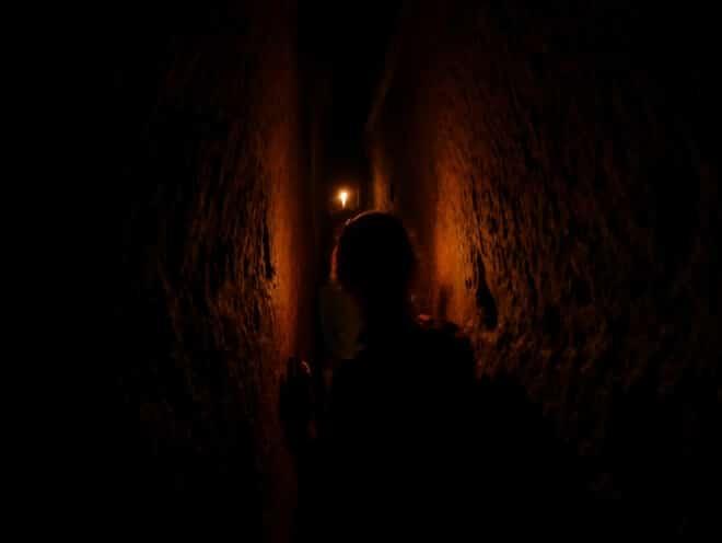 les souterrains de Naples