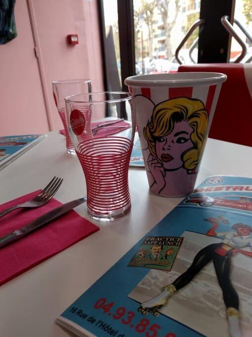 Diners à Nice