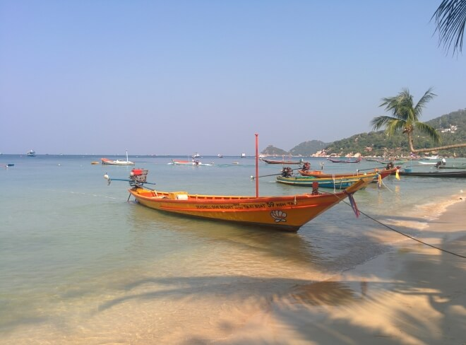 Voyager en Thaïlande - Kho Tao